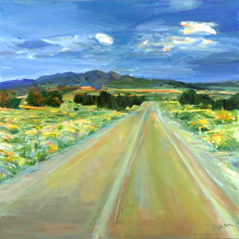 Fran Lightman Gibson: Take Any Road, New Mexico