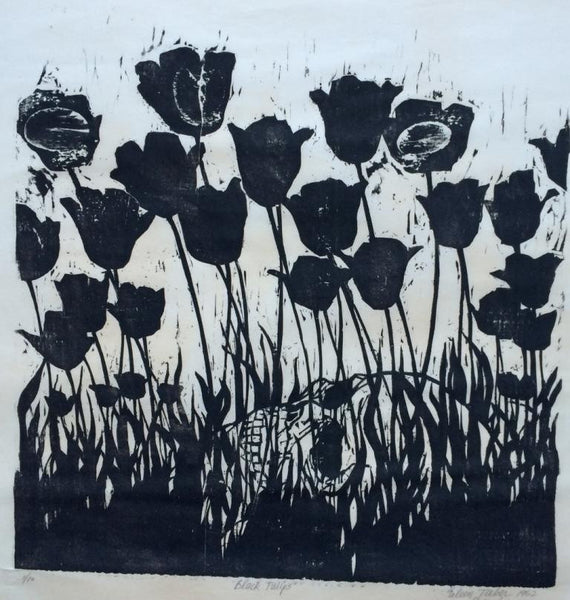 Eileen Goodman: Black Tulips