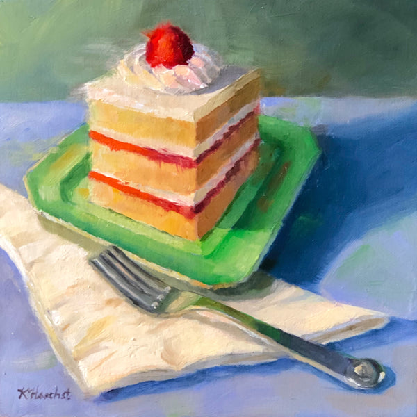 Kimberly Hoechst: Piece of Cake