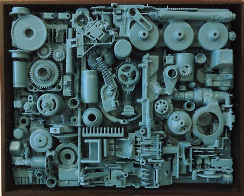 Ed Kent: Assemblage No. 8
