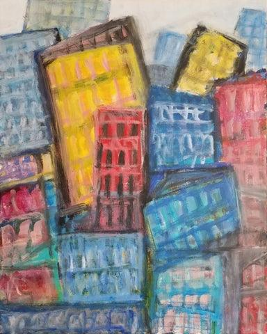 Alan Lankin: City Buildings