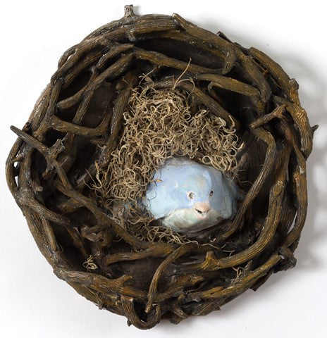 Andrea Lyons: Bird in Nest