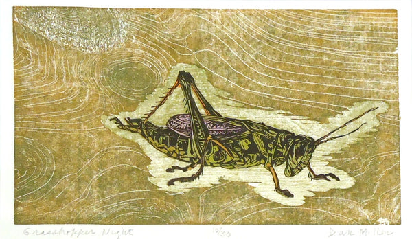 Dan Miller: Grasshopper Night