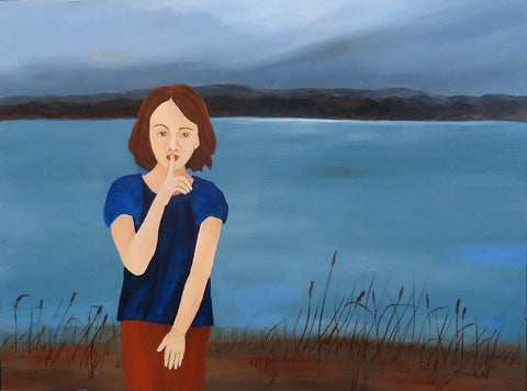 Claire Owen: Dream by the Lake