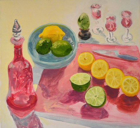 Sarah Roche: Lemons and Limes