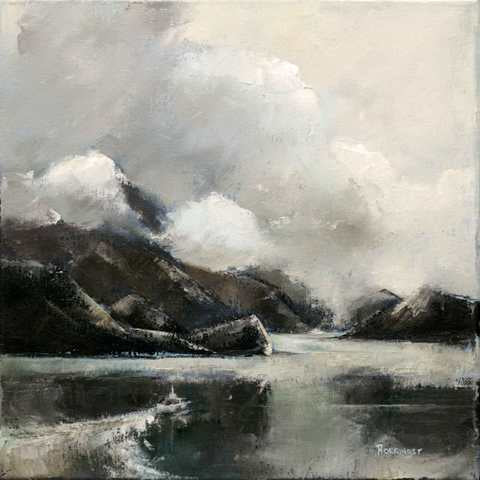 Cindy Roesinger: Into Tarr Inlet