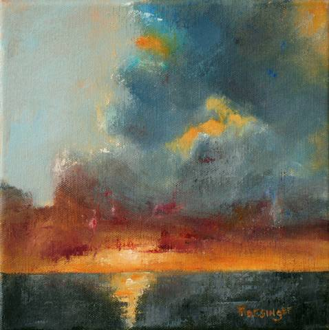 Cindy Roesinger: Sunrise