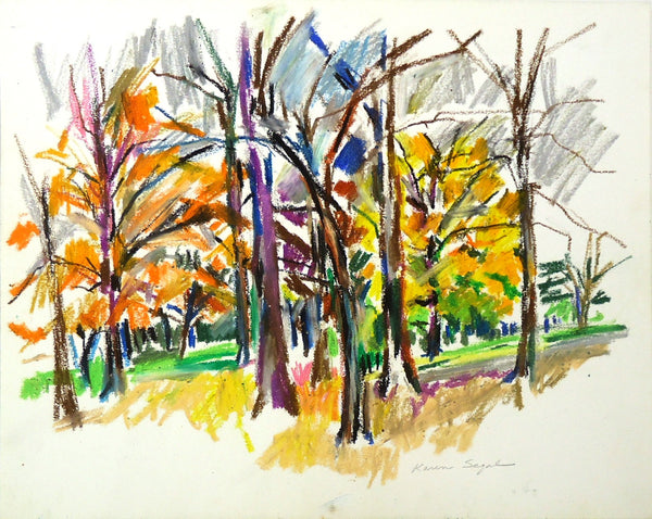 Karen Segal: Fort Washington Park 3