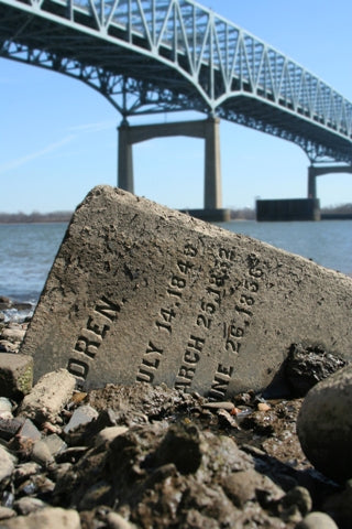 Edward Snyder: Under the Betsy Ross Bridge