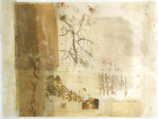 Christine Stoughton: Winter Notation 1