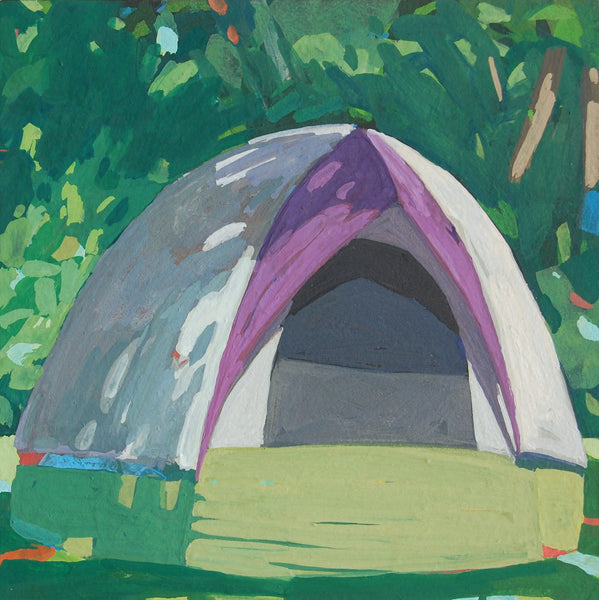Allison Syvertsen: Tent 2