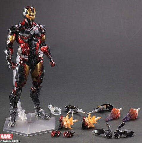High Quality Marvel Iron Man Action Figure
