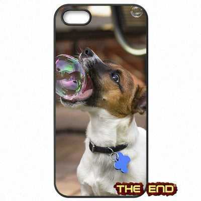 jack russell dog puppy Cell IPhone Case