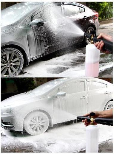 Carvetic™ Professional Quick Release Adjustable Foam Cannon