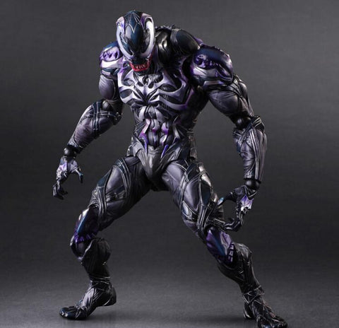 High Quality Marvel Spider Man Series Venom Action Figure