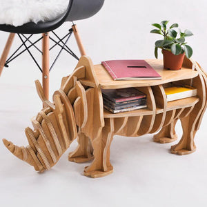 Rhino Home Table-DIY Wood Furniture