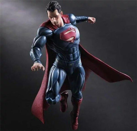 High Quality DC Superman Action Figure