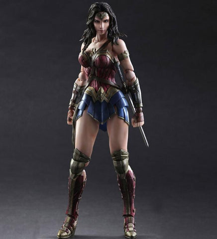 High Quality DC Wonder Woman Action Figure