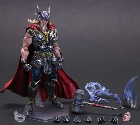 High Quality Marvel Thor Action Figure