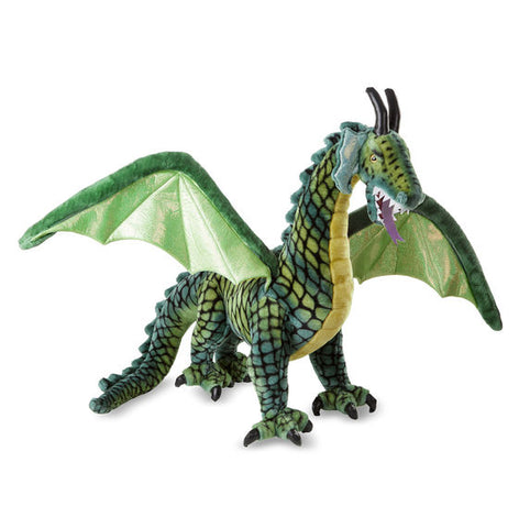 Winged Dragon Giant Plush