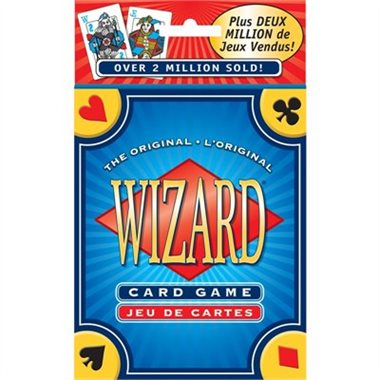 Wizard Card game canada