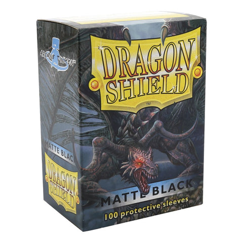 Dragon Shield Matte Black