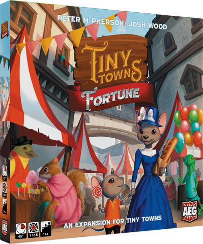 Tiny Towns: Fortune *Expansion*
