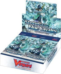 Card Fight Vanguard Storm of the Blue Cavalry