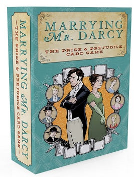 Marrying Mr Darcy - The Pride and Prejudice Game