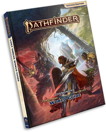 Pathfinder 2E Lost Omens World Guide