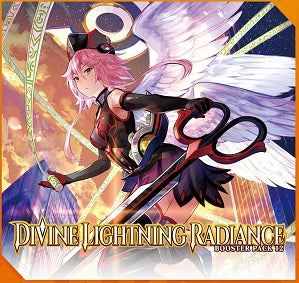 Card Fight Vanguard Divine Lightning Radiance Booster
