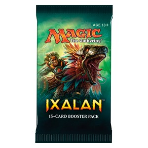 Magic The Gathering Ixalan Booster (15 cards)
