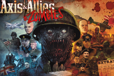 Axis and Allies & Zombies