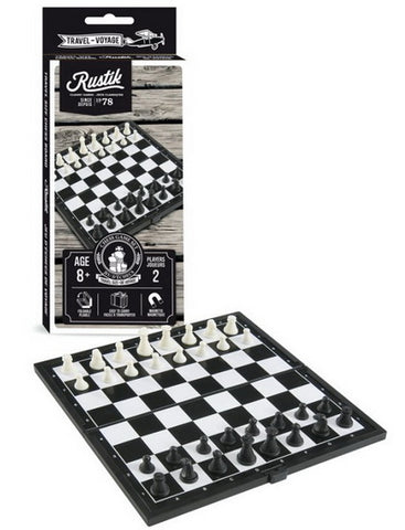 Folding Magnetic Travel Chess