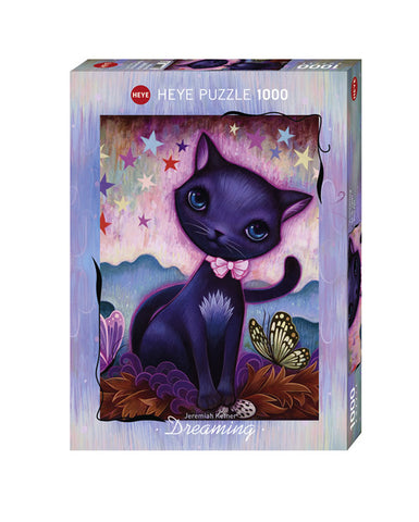 Black Kitty 1000 pc