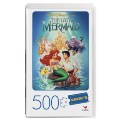 Blockbuster: The Little Mermaid - 500pc Puzzle
