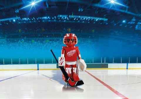 NHL Detroit Red Wings Goalie