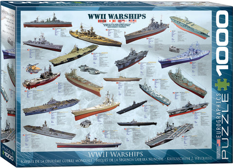 WWII Warships
