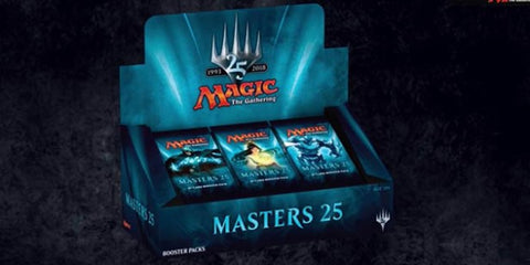 Modern Masters 25 Booster Box