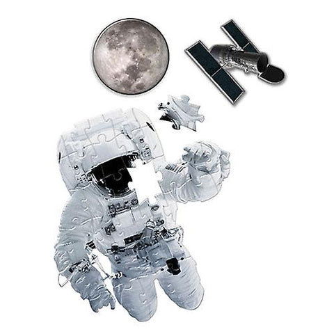 Astronaut Shaped Floor Puzzle