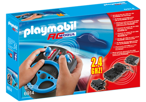 Remote Control Set for Vehicles