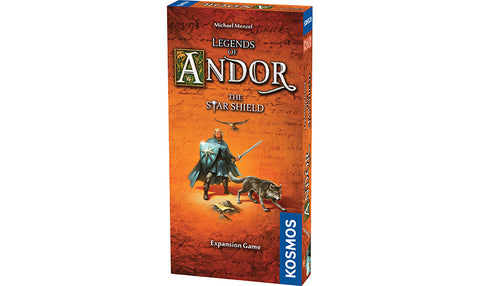 Legends of Andor The Star Shield *EXPANSION*
