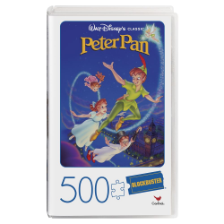 Blockbuster: Peter Pan - 500pc Puzzle