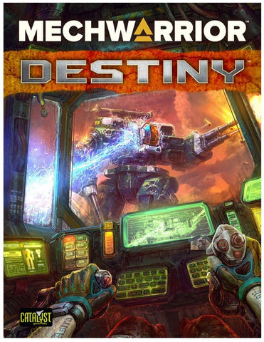 BattleTech MechWarrior Destiny