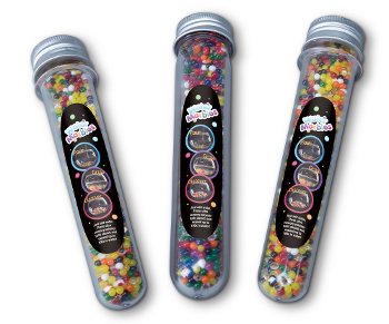 Water Marbles Test Tube