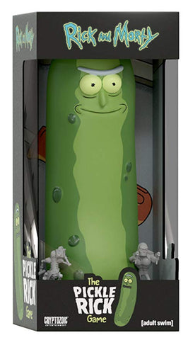 Rick and Morty Pickle Rick Game