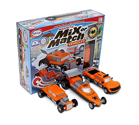 Mix or Match Vehicles: Race