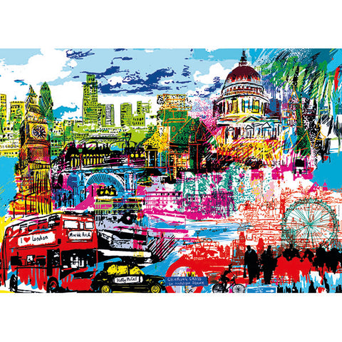 I Love London! 1000pc