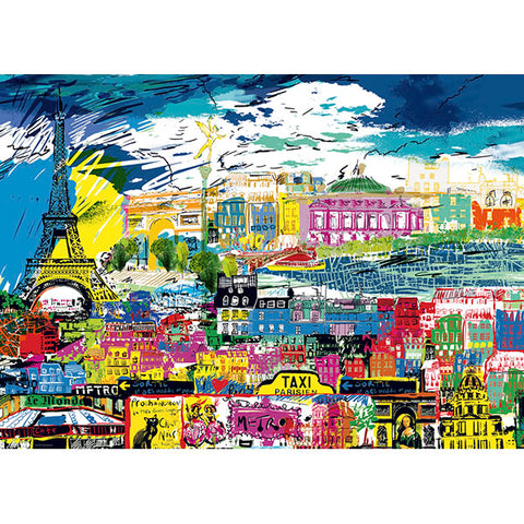 I Love Paris! 1000pc