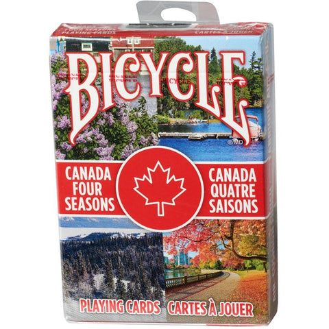 Bicycle Playing Cards Four Seasons Canada